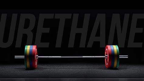 urethane  rubber bumper plates garage gym reviews