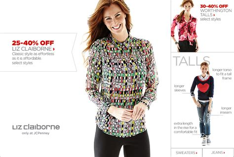 Jcpenney Tall Women Clothes