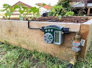 How To Install A Drip Irrigation System With Automatic
