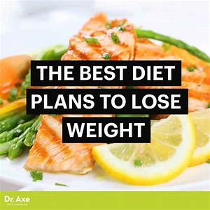 The Best Diet Plans To Lose Weight