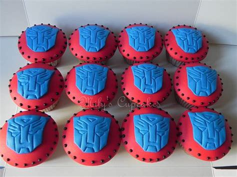 25+ Best Ideas About Transformers Cupcakes On Pinterest
