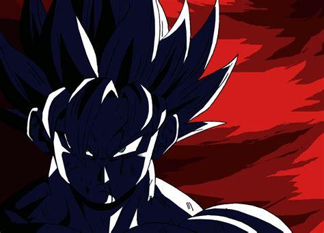 Animated Goku Wallpaper - freeza s flashback of goku animated by
