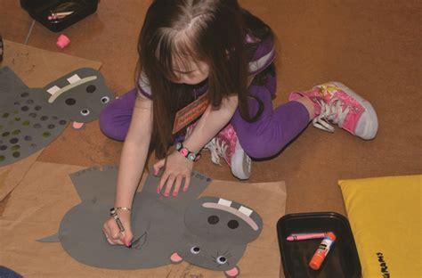 preschool programs city of albuquerque 481 | biopark beginnings hippo