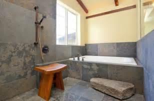 badewanne rustikal 20 harmonische und frische badezimmer design ideen im japanischen stil