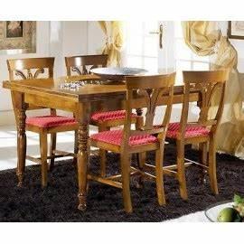 Tavolo tavoli rustici allungabili Epierre