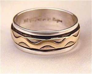 Native American Wedding Band Ideas