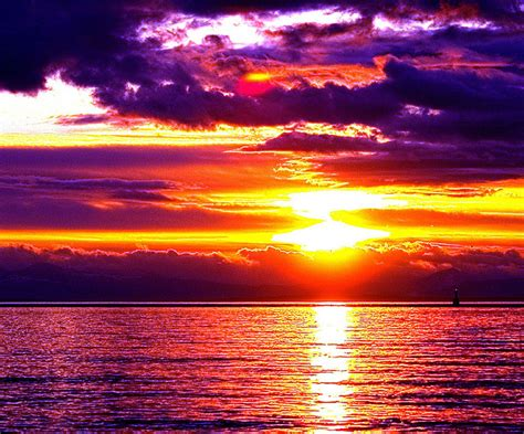 Beautiful Sunsets Around The World 5 Free High Resolution