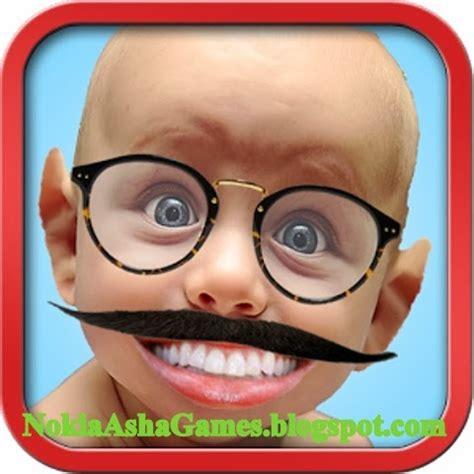 funny face changer apps   nokia asha