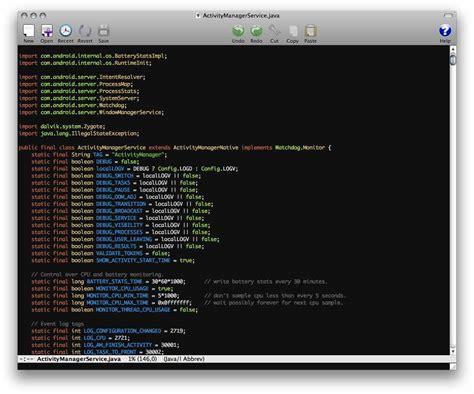 Mac Emacs