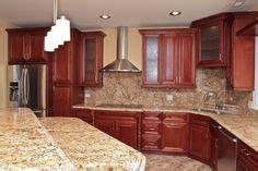 kitchen cabinets discounted height granite backsplash pearl lumi white 2971