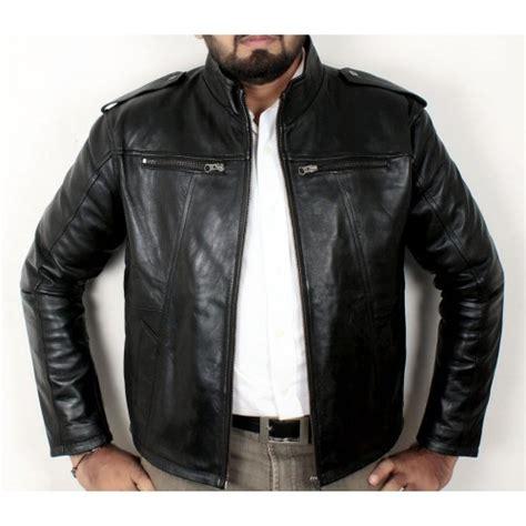 stand  collar leather jacket ff  price  pakistan