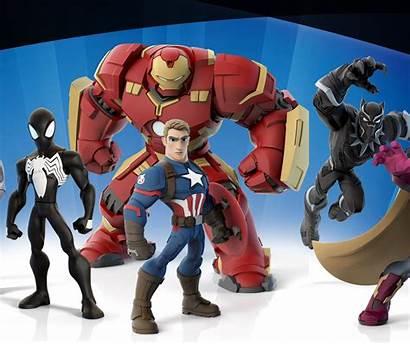 Marvel Infinity Disney Characters Confirmed Games