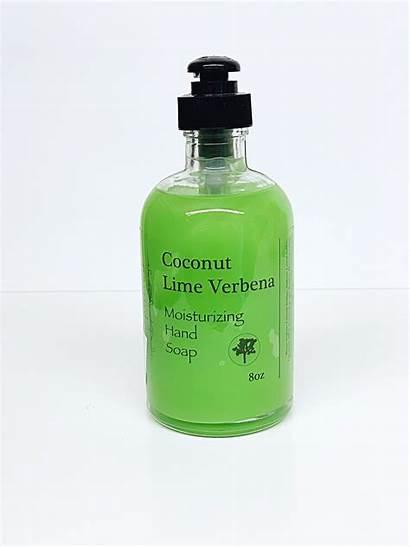 Soap Simplified Moisturizing 8oz Coconut Lime Verbena
