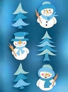 Weihnachtsbasteln Mit Kindern Vorlagen : die besten 25 fensterbilder winter ideen auf pinterest ~ Watch28wear.com Haus und Dekorationen