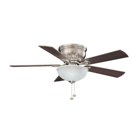 44 inch flush mount ceiling fans flush mount ceiling fans with lights 44 lighting hunter