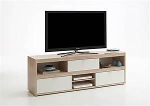 Meuble Tv Stockholm : meuble tv style scandinave couleur bois et blanc sweden apparte perso pinterest meuble tv ~ Teatrodelosmanantiales.com Idées de Décoration