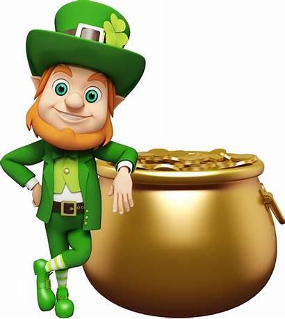 Leprechaun Clipart Cool Transparent St Patrick Happy