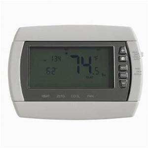 Indiglo Programmable Thermostat Instructions