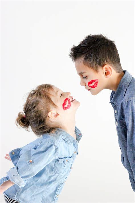 hugs kisses temporary tattoo valentine