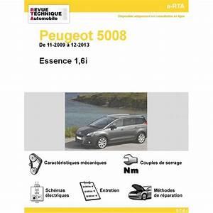 Peugeot 5008 Essence : revue technique num rique peugeot 5008 essence 1 6i site officiel etai ~ Gottalentnigeria.com Avis de Voitures