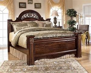 Gabriela Poster Bedroom Set From Ashley B347 Coleman