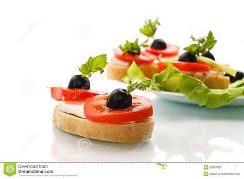 m and s canapes canape royalty free stock images image 35897089