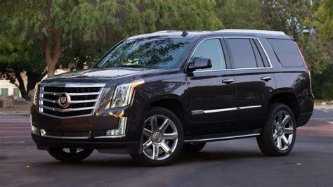 2015 Cadillac Escalade Awd Or 4wd