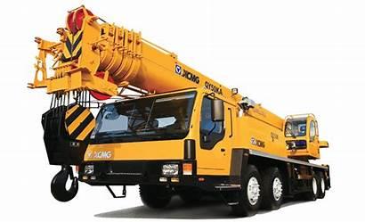 Crane Truck Lifting
