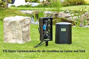 Steckdose Garten Wasserdicht : gartensteckdose teich arndt ~ Orissabook.com Haus und Dekorationen