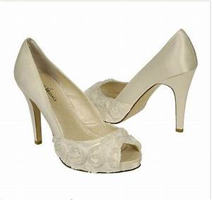 wearing a lace wedding dress show me your shoes With shoes to wear with lace wedding dress