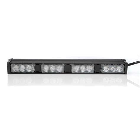 led emergency light bars 2 lights lumax
