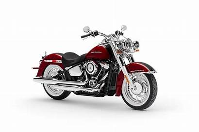 Harley Davidson Softail Deluxe Models Motorcycle Moto