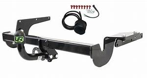 Fixed Swan Neck Towbar  7p Electric For Opel Vauxhall