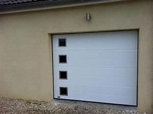 Menuiserie saint romanaise des installateurs for Porte de garage coulissante avec porte pvc sur mesure