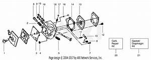 Poulan 3600 Gas Saw Parts Diagram For Carburetor Hda