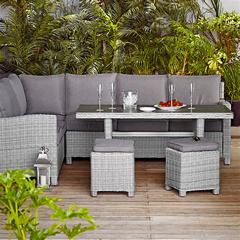 buy kettler palma 8 seater outdoor lounge set lewis