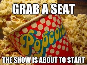 Someone pass the popcorn - BabyCenter
