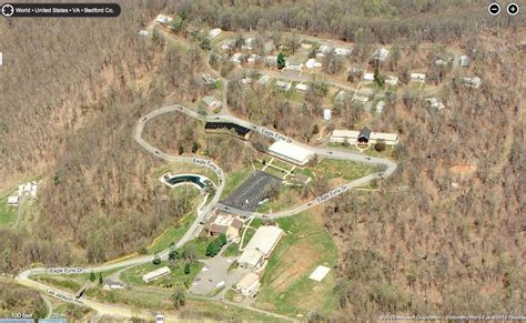 cus map eagle eyrie conference center lynchburg va