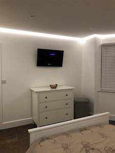 How, Can, I, Fit, Led, Strips, Around, My, Ceiling, A, With, A, Coving, Drop, Ceiling