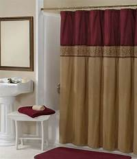 designer shower curtain The Designer Shower Curtains With Valance For Popular ...