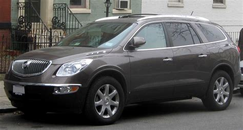 2009 Buick Enclave by 2009 Buick Enclave Information And Photos Momentcar