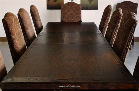 tuscan dining table grand italiano dining room