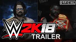 WWE 2k18 PC Torrents Games