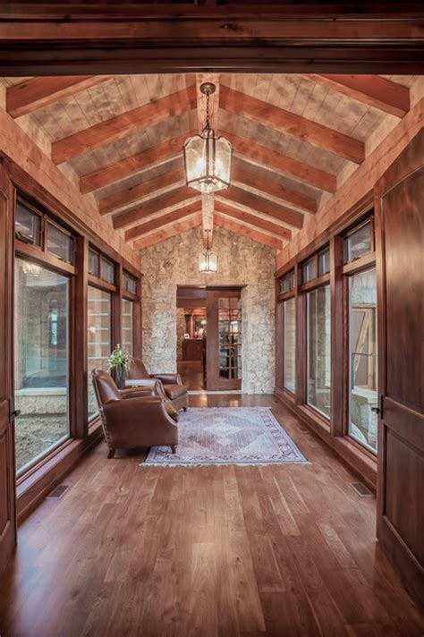 great rustic hallway designs   give  amazing