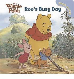 Disney Winnie the Pooh Roo's Busy Day : 9781445447759