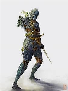 Looking for miniatures to represent Warforged for a D&D ...