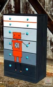 Boys Painted Dresser Ideas