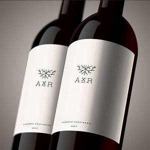 30 wine label designs worthy of toasting 99designs With create wine labels