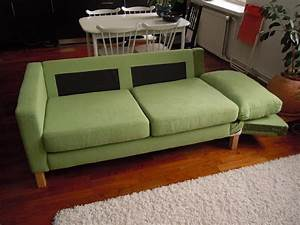 make your own sofa bed from an ikea karlstad furniture With build your own sofa bed