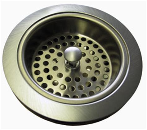 Kohler Sink Strainer For Garbage Disposal by The Kitchen Sink Company